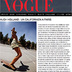 Paris Vogue - Hugh Holland