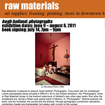 Raw Materials Hugh Holland