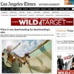 Los Angeles Times screen capture