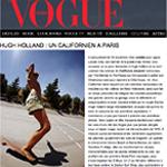 Paris Vogue - Hugh Holland